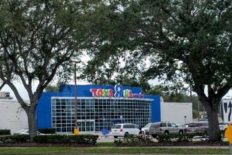 prop_Former Toys Orlando FL